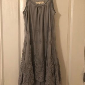 Grey Dress from ModCloth